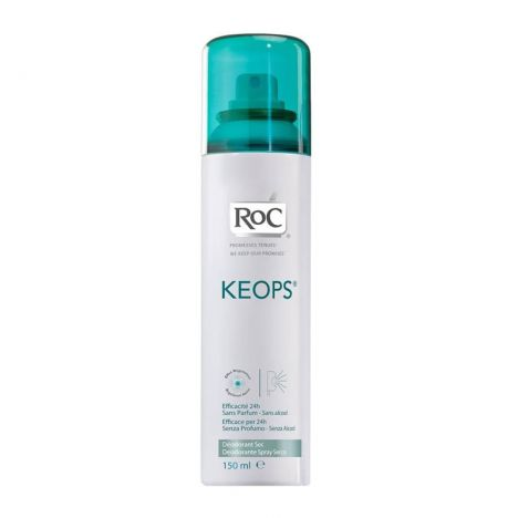 Roc Keops Desodorante Spray Seco 150 ml