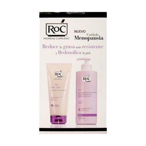 Roc Menopausea Kit Reductor + Reafirmante