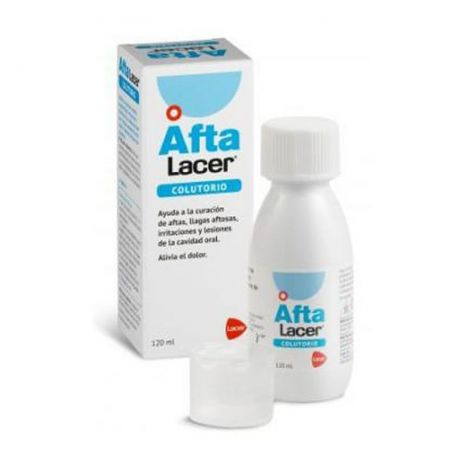 Lacer Afta Colutorio 120 ml