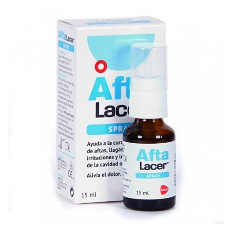 Lacer Afta Spray 15 ml