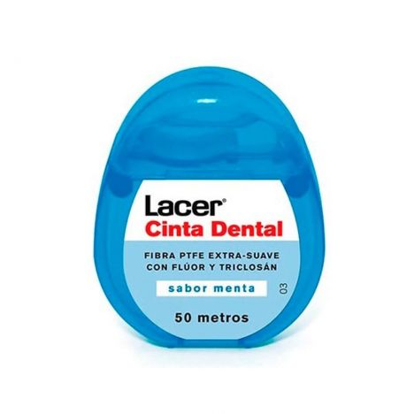 Lacer Cinta Dental Menta