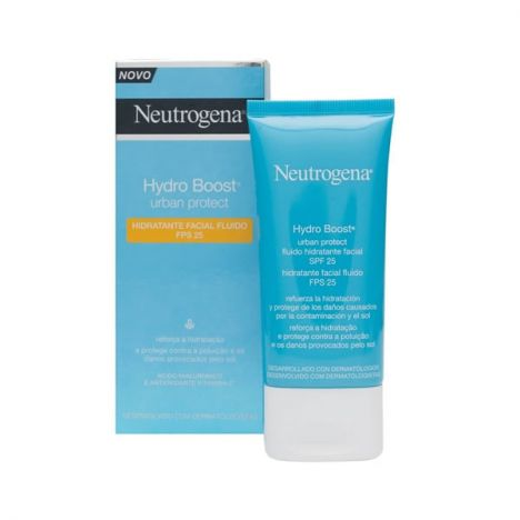 Neutrogena Hydro Boost Urban Protect Fluido SPF25 50 ml