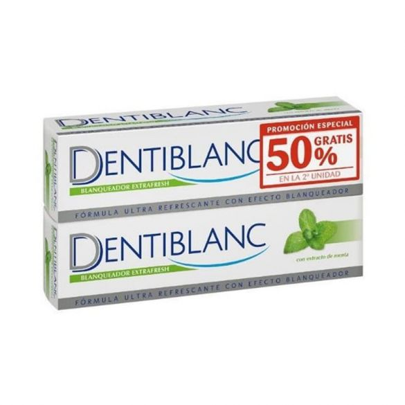 Dentiblanc Extrafresh Pasta 100+100ml