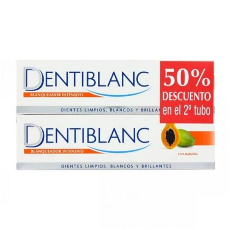 Dentiblanc Pasta Duo 100+100 ml