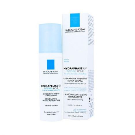ROCHE POSAY HYDRAPHASE INTENSE RICA 50ml.