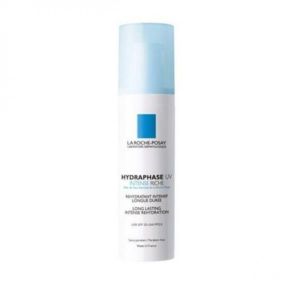 ROCHE POSAY HYDRAPHASE UV INTENSE RICA 50ml.
