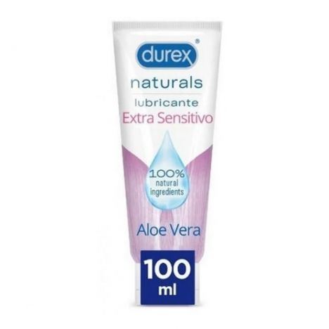 Durex Natural Lubricante Extrasensible 100ml