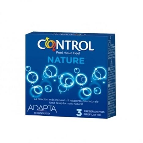 Control Adapta Nature 3 Uds