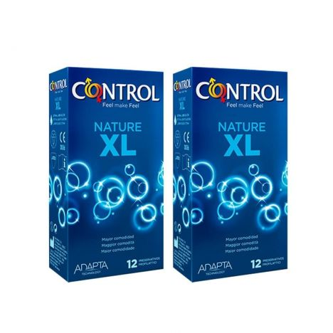 Control Nature XL 12+12 Uds