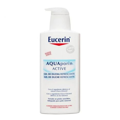 Eucerin Aquaporin Gel Ducha 400 ml