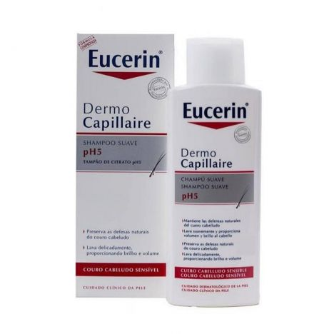 Eucerin Ph5 Champu Suave 250 ml