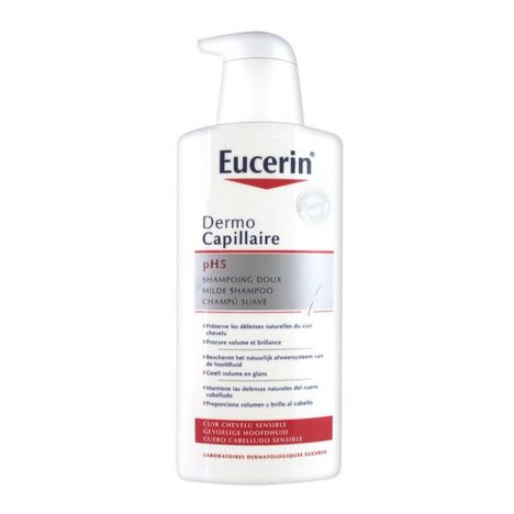 Eucerin Ph5 Champu Suave 400 ml
