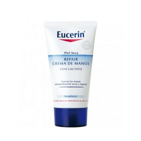 Eucerin Repair Crema Manos Urea 75ml
