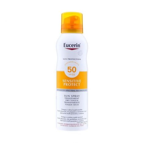 Eucerin Sol SPF30 Spray Toque Seco 200ml