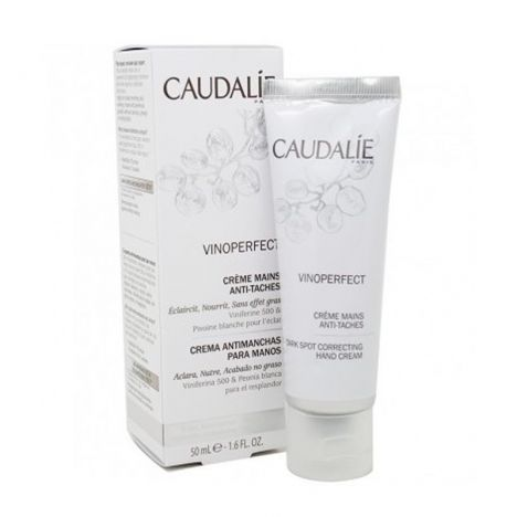 Caudalie Vinoperfect Crema Manos Antimanchas 50ml