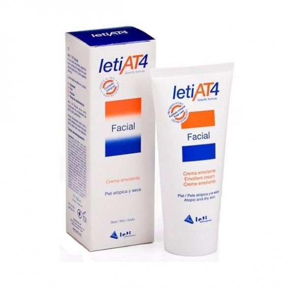LETI AT4 FACIAL CREMA 100ml.