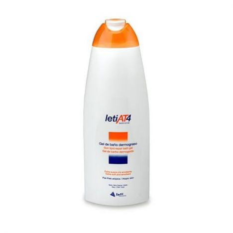 LETI AT4 GEL DE BAÑO DERMOGRASO 750 ML