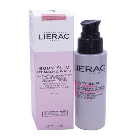 Lierac Body Slim Anticelulitico Vientre Plano 100ml