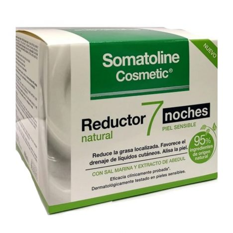 Somatoline Reductor Natural 7 Noches 400ml
