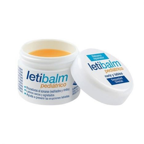 LETI BALM PEDIATRICO 10 ML.