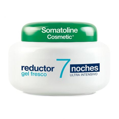 Somatoline Tratamiento Reductor Gel Fresco 7 noches 250 ml