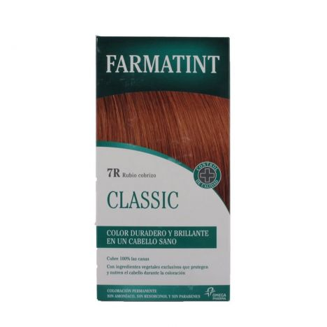 Farmatint 7 R Rubio Cobrizo 150 ml