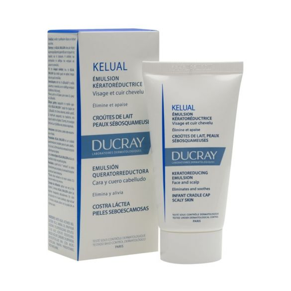 Ducray Kelual Emulsion Dermatitis 50 ml