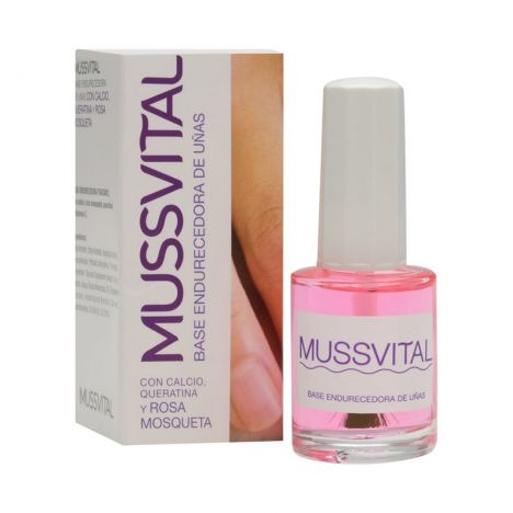 Mussvital Endurecedor De Uñas 14ml