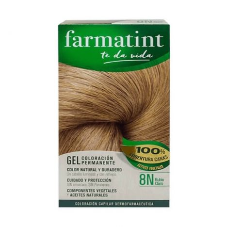 Farmatint 8 N Rubio Claro 150ml