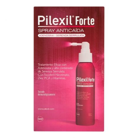 Pilexil Spray Anticaida Forte 120ml