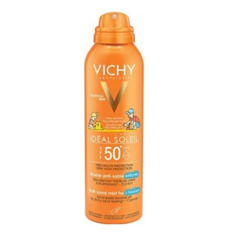 Vichy Solar SP50+ Pediatric Bruma 200 ml
