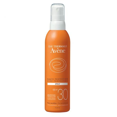 Avene Solar SPF30 Spray 200ml