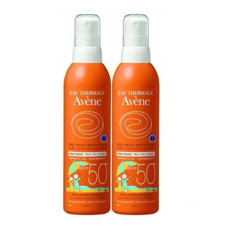Avene Solar SPF50+ Pediatric Spray 200+200ml