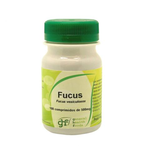 Ghf Fucus 100 Comprimidos