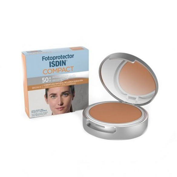 Isdin Sol Maquillaje Compacto Bronce SPF50+ 10 Gr