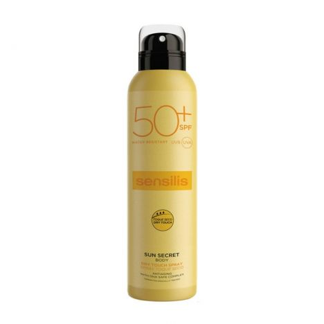 Sensilis Sun SPF50+ Spray Dry Touch 200 ml