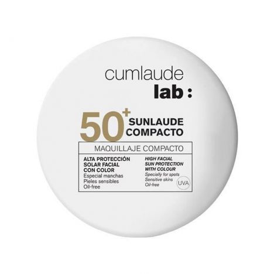 Cumlaude Sunlaude SPF50+ Compacto Light 10 Gr