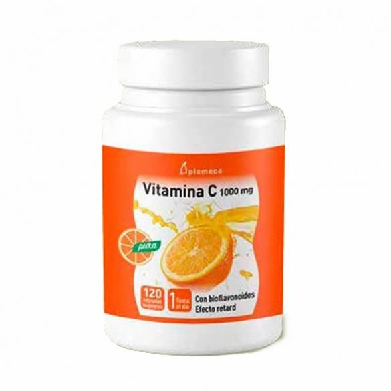 Plameca Vitamina C 1000 Mg 120 Capsulas