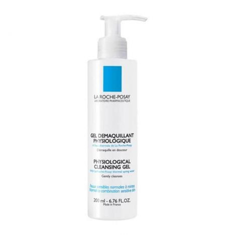 La Roche-Posay Physio Gel Desmaquillante 200ml