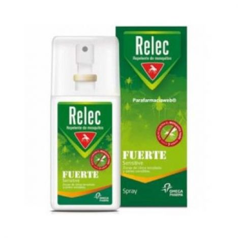 RELEC FUERTE SENSITIVE SPRAY 75ml.