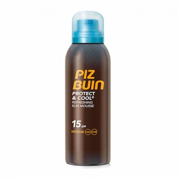 Piz Buin Protect&Cool Mouse SPF15 150 ml