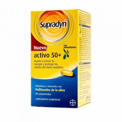 Supradyn Vital 50+ 90 Comprimidos
