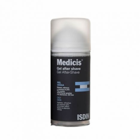 Isdin Medicis Gel After Shave 100 ml