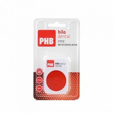 PHB Hilo Dental Con Cera 50m