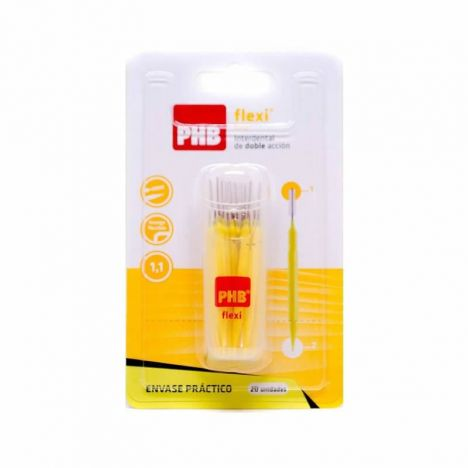 PHB Cepillo Interdental Flexi Fino 20uds
