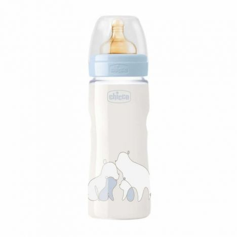 Chicco Original Touch Biberon Azul 330 ml