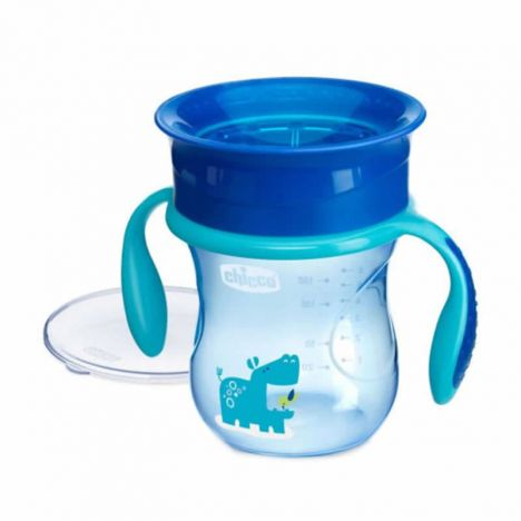 Chicco Vaso Perfect +12M 360º Niño 200 ml