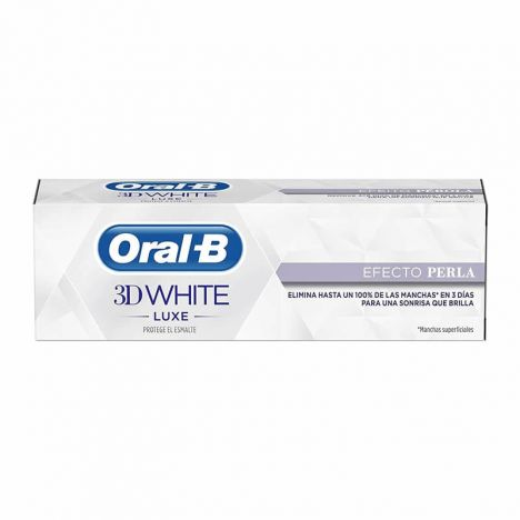 Oral B 3D White Luxe Perla Pasta 75 ml