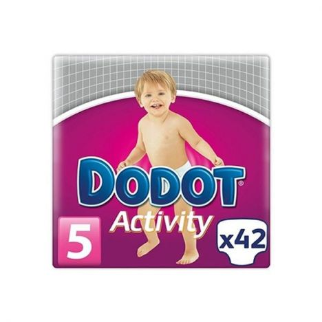 DODOT ACTIVITY TALLA 5 (11-17kg.) 42 unidades