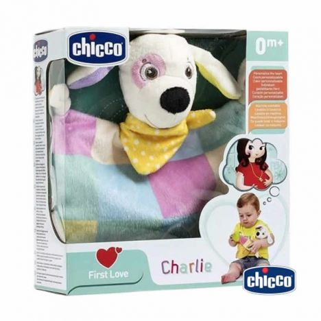 Chicco Toy Charlie La Mantita